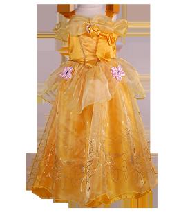 . Карнавальное платье принцессы Белль